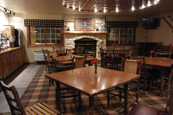 Stoney Creek Hotel & Conference Center - Galena: Breakfast Room