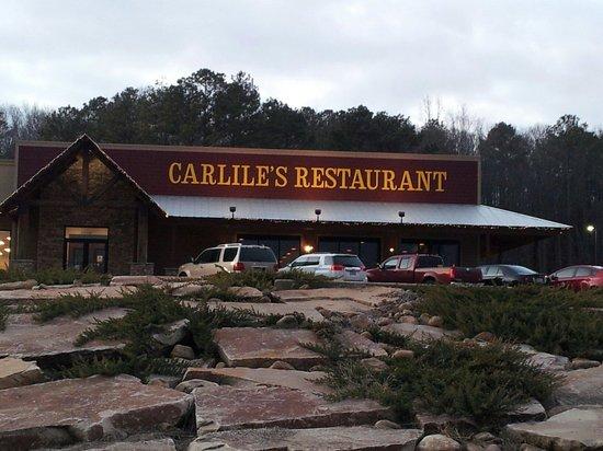 Carlile's Restaurant: Good dining!