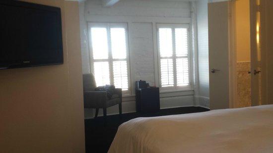 Hotel Royal : Windows