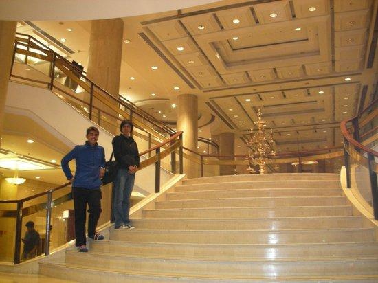 Lobby area - Sheraton New Delhi