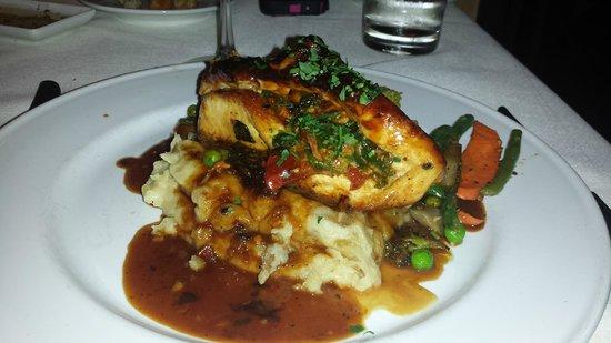 ANTONIO'S Maitland: Chicken Involtine