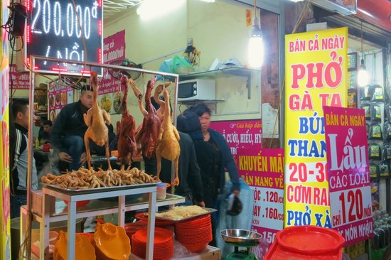 Vietnam Awesome Travel: Hanoi Food on Foot Tour