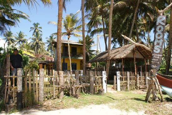 Praneeth Guest House, Mirissa