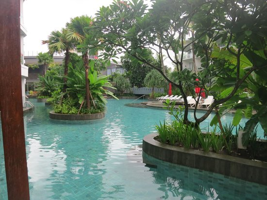 view from my balcony le meridien bali jimbaran 짐바란 사진 트립어드바이저