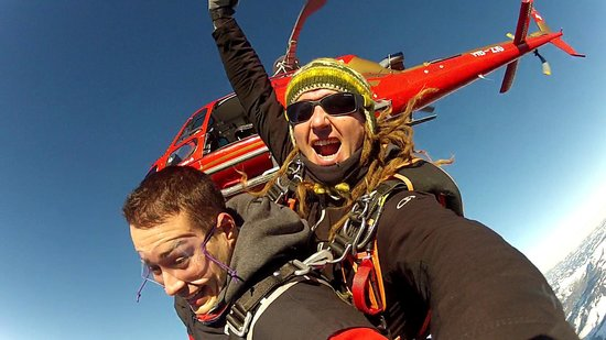 Skydive Interlaken