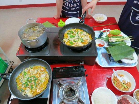 Gioan Cooking Class
