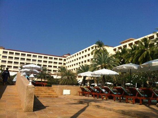 Dusit Thani Hua Hin : one more hotel pic