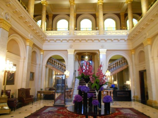 The Grosvenor Hotel : Grosvenor Lobby