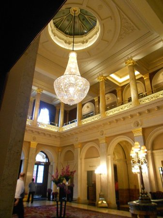 The Grosvenor Hotel: Grosvenor Lobby