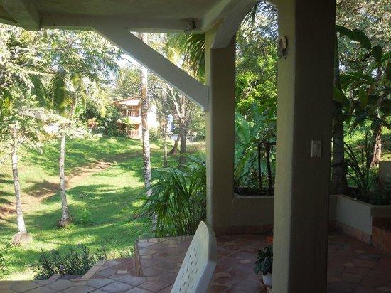 Coibahouse : The beautyfull garden
