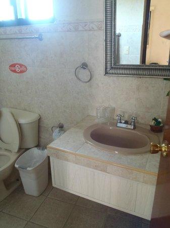 Hotel San Miguel Arcangel: clean