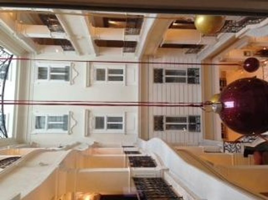 Corinthia Hotel Budapest: from our room