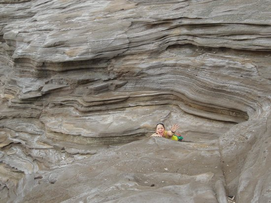 Spitting Cave of Portlock : Just for giggles