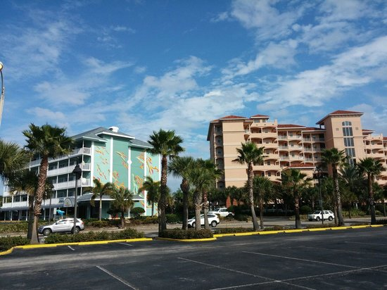 Holiday Inn Hotel & Suites Clearwater Beach : City view