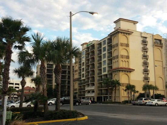 Holiday Inn Hotel & Suites Clearwater Beach : Hotel