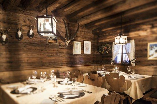 Hotel Fahrner: Restaurant