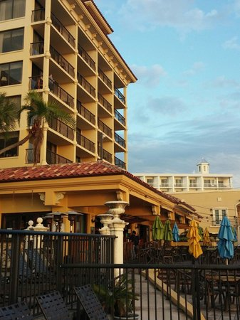 Holiday Inn Hotel & Suites Clearwater Beach : Jimmy's