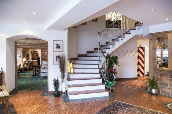 Hotel Fahrner: Lobby