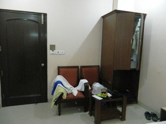Hotel Sarovar Regency : Supper Dlx Room