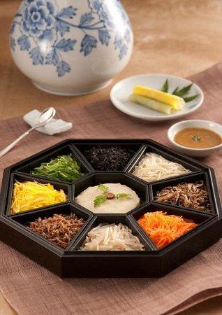 Jihwaja : Platter of Nine Delicacies