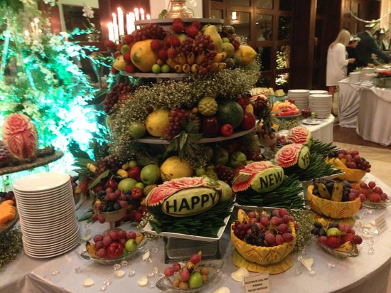 Furama Resort Danang: New years eve celebration