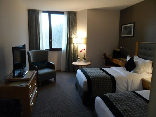 DoubleTree by Hilton Luxembourg: Twin Room