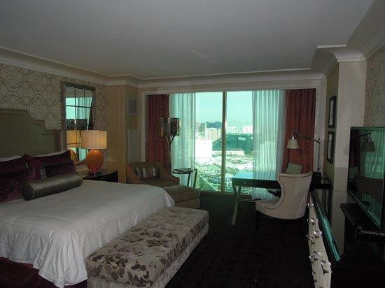 Four Seasons Hotel Las Vegas: ストリップビュールーム