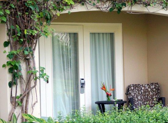 Sugar Beach Golf & Spa Resort : unser mauritisches Zuhause