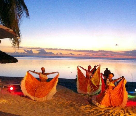 Sugar Beach Mauritius: Sega ... nur Samba ist schöner :-)