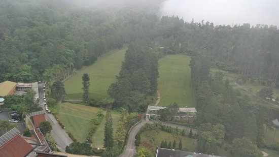 Awana Hotel: view from 24560