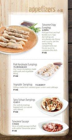 Red Onion Cafe: Crispy Dumplings