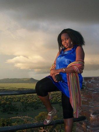 Serengeti Serena Safari Lodge: Sundowner View Point
