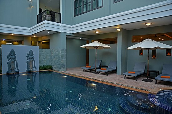 Bayon Boutique: Swimming Pool