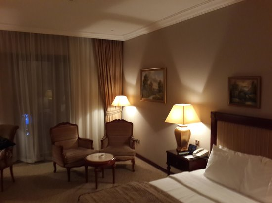 Royal Ascot Hotel: Spacious and Luxurious Room
