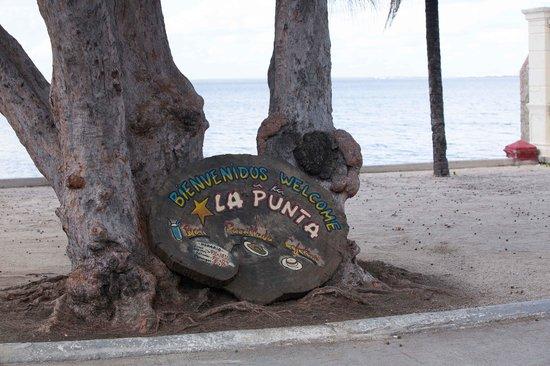 "Punta Gorda: ""Welcom"""