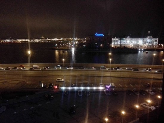 Saint Petersburg : Вид из номера