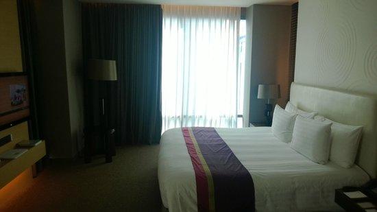 Sivatel Bangkok : Bedroom