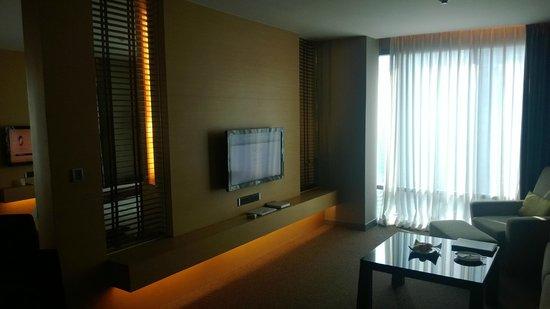 Sivatel Bangkok : Living room