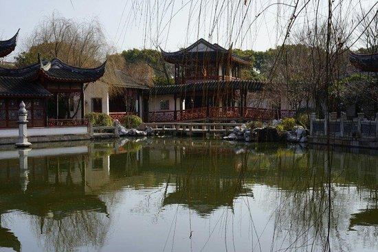 Jardins classiques de Suzhou : 園林風光