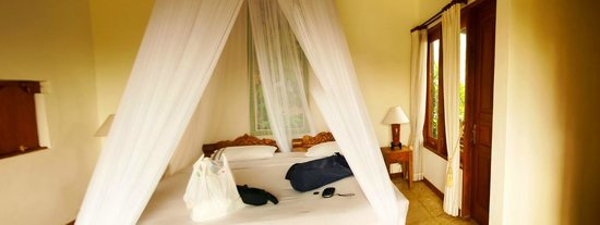 Villa Pranashanti : Queen size bed