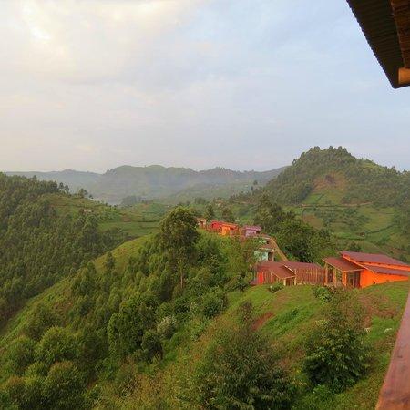 Chameleon Hill Lodge Bwindi: lodge