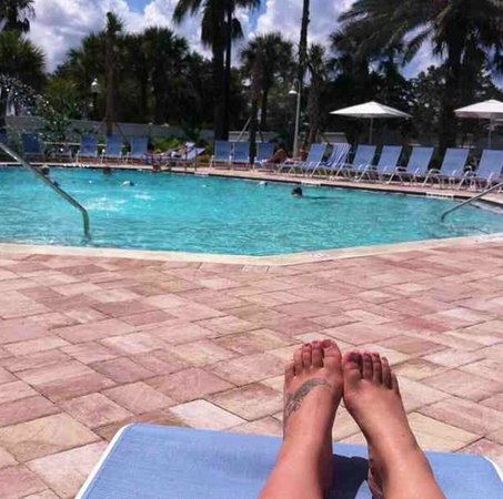 Four Points by Sheraton Orlando International Drive: Hotel Pool