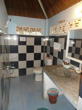 Bo Resort : Badezimmer