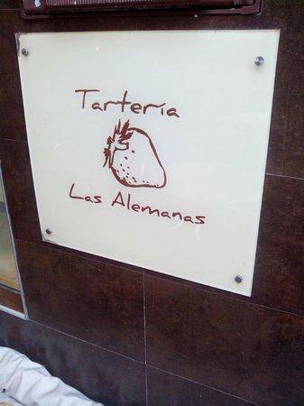 Tartería Las Alemanas: Tarteria Las Alemanas.Huelva