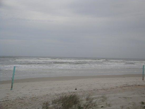 Lotus Boutique Inn & Suites Daytona Beach / Ormond Beach: vue de la plage