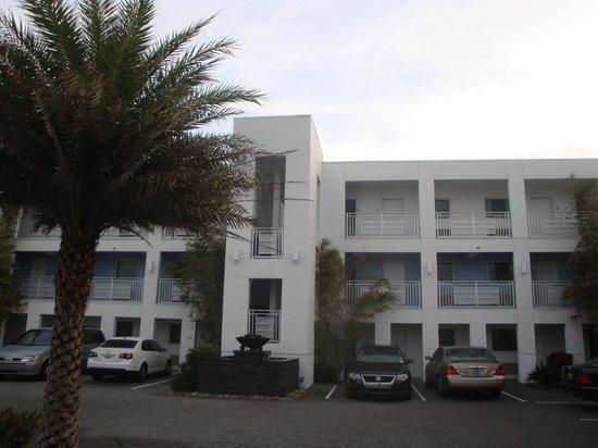 Lotus Boutique Inn & Suites Daytona Beach / Ormond Beach : les extérieurs
