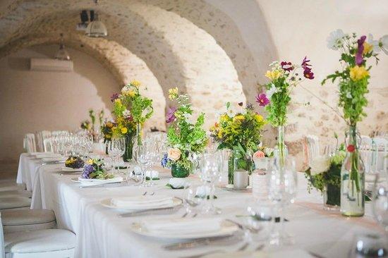 Domaine de Sarson : table champetre