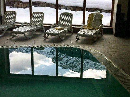Biovita Hotel Alpi: piscina