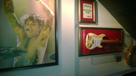 Hard Rock Cafe Bangkok : Tommy Lee