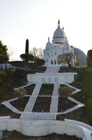 Mini-Europe: Франция в миниатюре